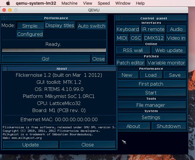 Documentation/Platforms/LatticeMico32 - QEMU