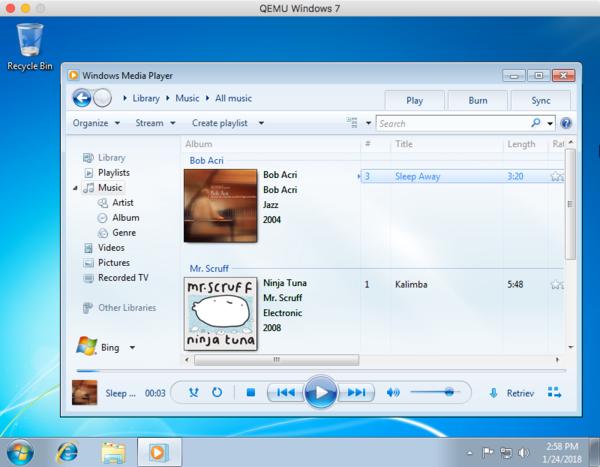 Documentation/GuestOperatingSystems/Windows7 - QEMU