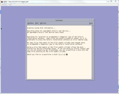 Documentation/Platforms/SPARC - QEMU